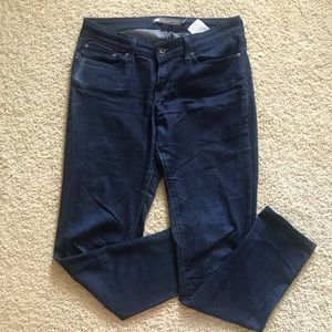 Levi's dark blue Jean